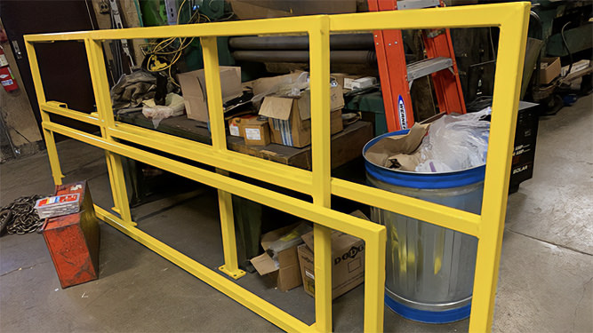 Custom Fabrication - RJ Lipscomb Engineering
