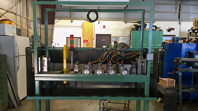 Edge Conditioning Equipment - RJ Lipscomb Engineering