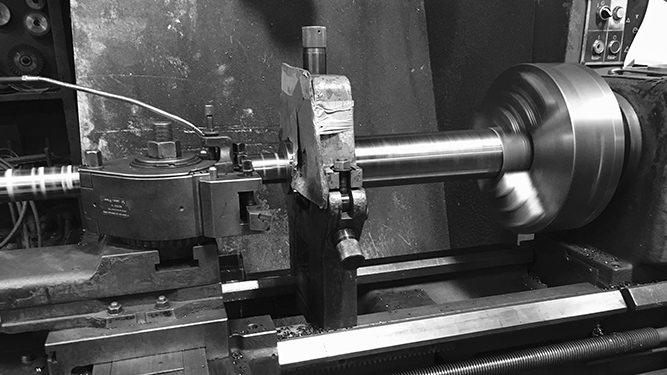 Full Machine Shop Services - RJ Lipscomb Engineering